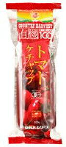 タカハシ有機トマトケチャップ(ソフトチューブ)500g 500g