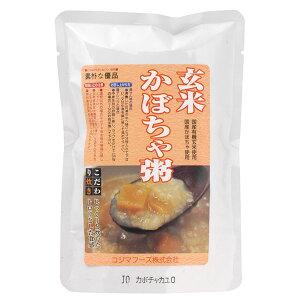コジマ 玄米かぼちゃ粥 200g