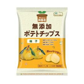 ノースカラーズ 純国産ポテトチップス 柚子 53g