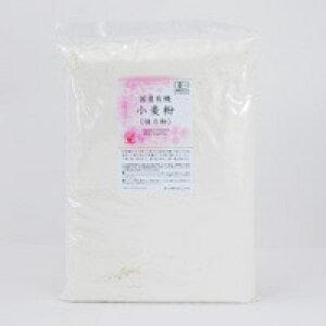 プレマシャンティ 国産有機小麦粉 強力粉 1kg