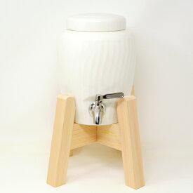 森修焼(しんしゅうやき)ウォーター&焼酎サーバー