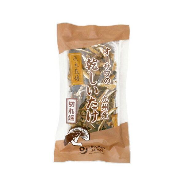 オーサワの九州産乾椎茸(切れ端) 50g