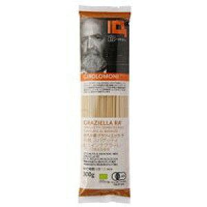 ジロロモーニ 古代小麦有機スパゲッティ セミインテグラーレ 300g