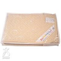 エコパラダイス エコパラダイスパッド セミダブルサイズ 120cm×200cm【寝具/ベッドマット】