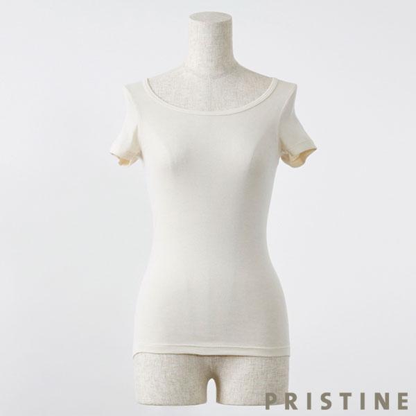 プリスティン セーターイン半袖 Mサイズ