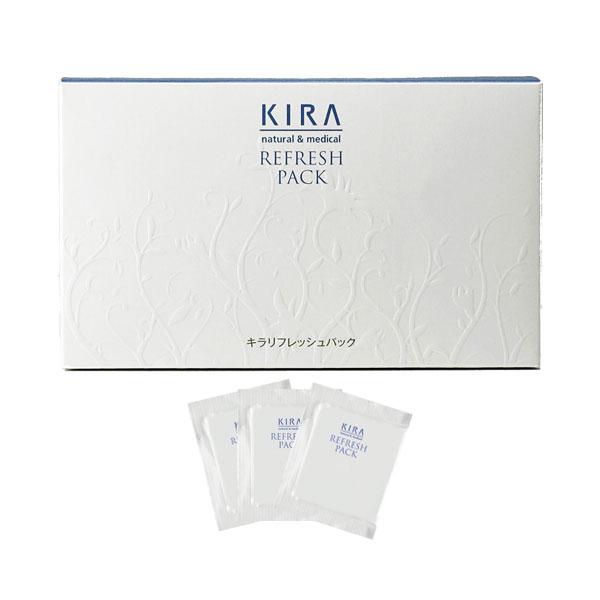 キラ化粧品 キラリフレッシュパック「パウダーパック」 40g(2g×20包)綺羅化粧品,キラ化粧品 ,KIRA化粧品