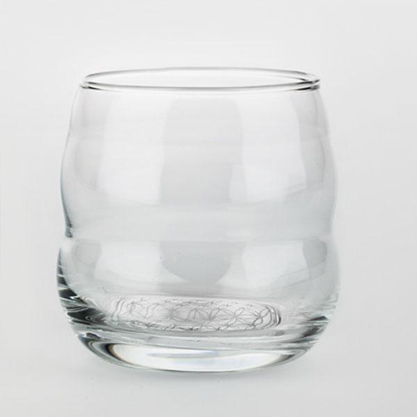 Nature's Design/ネイチャーズデザイン ミソス・ホワイトグラス 1個 ガラス おしゃれ 活性水 ギフト 食器 高波動 北欧