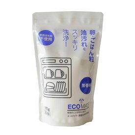 ecomate(エコメイト) 食器洗浄機用洗剤 パウチ入り 750g