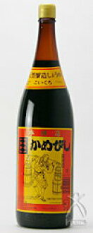 KAME kamebishiya Tono mouth soy 1.8 L VAT included!