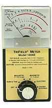 電磁波測定器 トリフィールドメーター 60Hz用Model 100X【西日本用】| 電磁波対策 電磁波カット 電磁波防止 メーター 電磁波防止グッズ