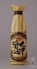 丸中(マルナカ)醸造醤油「古来伝統の味と香り」720ml