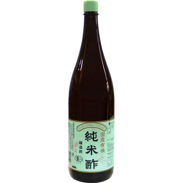 【歳末セール】有機純米酢 1.8L