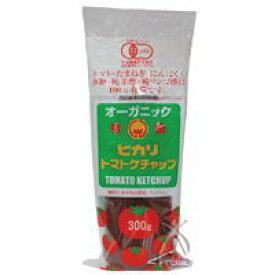ヒカリ 有機トマトケチャップ・チューブ 300g
