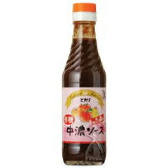 Hikari be organic and chuno sauce 250 ml