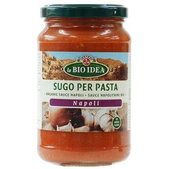 Be organic pasta sauce-Naples