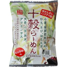 桜井 十穀らーめん・しょうゆ味 (ノンフライ) 88g
