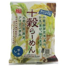 桜井 十穀らーめん・しお味 (ノンフライ) 87g