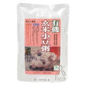 コジマ 有機・玄米小豆粥 200g