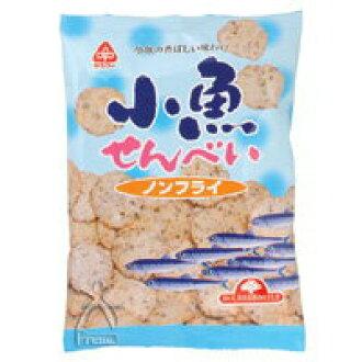 Sanko小鱼米粉饼干10P05July14