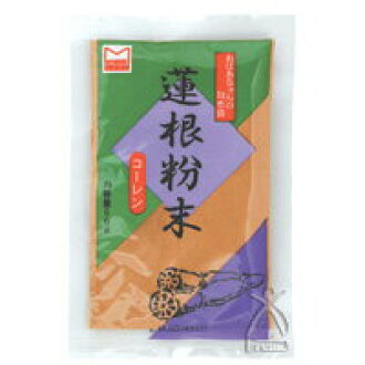 50 g of ムソー incomparableness main office lotus root powder (Coren)