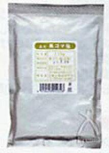 日本正食品研究所   ゴマ塩(黒) 110g
