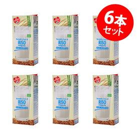 有機発芽玄米ギャバライスミルク 1000ml×6本