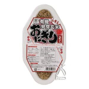 【サマーセール】コジマ 有機発芽玄米おにぎり・しそ 90g×2