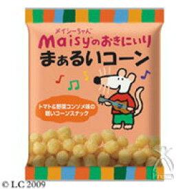 【5袋セット】メイシー まぁるいコーン 35g×5袋