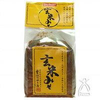 創健社 玄米みそ(1kg)