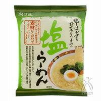 創健社 塩らーめん(102g)