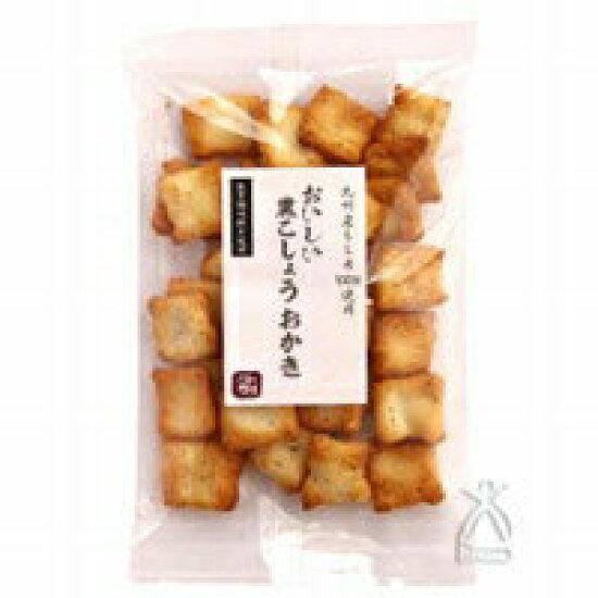 將軍肯黑胡椒大米餅乾 70 克 Kyoto Uzumasa Shizenmura