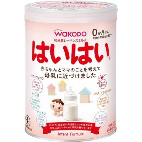 和光堂 レーベンスミルク はいはい 810g[ミルク はいはい ベビー ミルク][毎]
