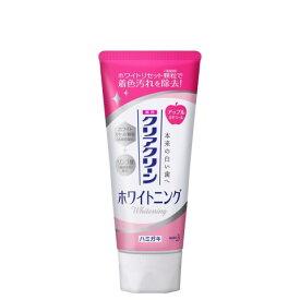 花王 クリアクリーンホワイトニング アップルカモミール 120g[クリアクリーン 歯磨き粉] (毎)