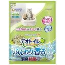 デオトイレふんわり香る消臭抗菌サンド3.8L[猫砂] (毎)