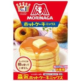森永 ホットケーキ600g×12個セット[森永 ホットケーキ ホットケーキミックス] (応)