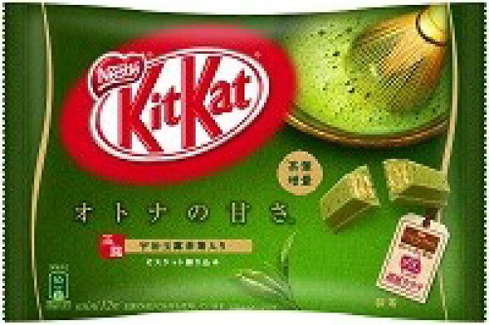 [応]キットカットミニ大人の甘さ抹茶