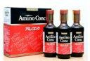●日水製薬 アミノコンク 500ml 3本パック[アミノ酸 飲料]【送料無料】