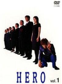 【中古】HERO 全6巻セット s14097/VIBF-10166-10071【中古DVDレンタル専用】