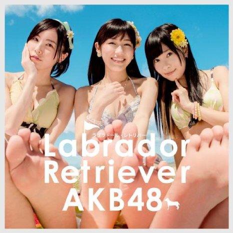 【中古】ラブラドール・レトリバー Type-4(初回限定盤)/AKB48/KIZM-90289-90【中古CDS】