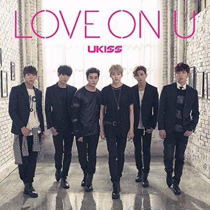 【中古】LOVE ON U/U-KISS/AVCD-83046【中古CDS】