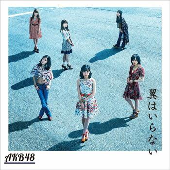 【中古】翼はいらない Type C 通常盤/AKB48/KIZM-433-4【中古CDS】