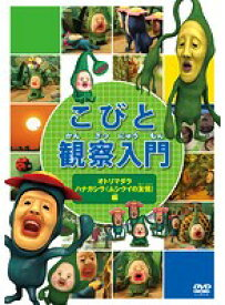 【中古】こびと観察入門 オトリマダラ ハナガシラ(ムシクイの友情)編 b28429【レンタル専用DVD】
