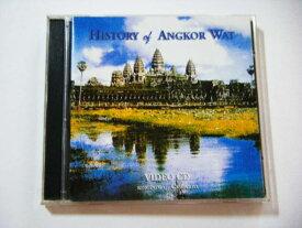 【中古】HISTORY OF ANGKOR WAT c3772【中古CD】