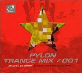 【中古】PYLON TRANCE MIX #001 c5103【未開封CD】