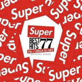 【中古】AV8 ALL DJ'S / SUPER BEST HITS 77-NO.1 MEGA DJ MIX OFFICIAL MIXCD- c5981【レンタル落ちCD】