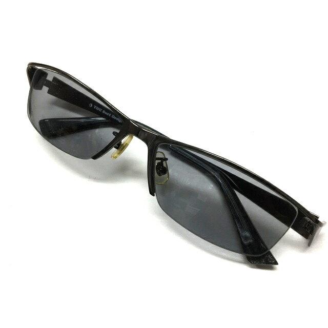 T&C Surf Designs Hawaii タウン&カントリー メタルフレーム サングラス 眼鏡 メガネ グレー系 灰 春夏 メンズ 【中古】【ベクトル 古着】 171126 VECTOR×Refine