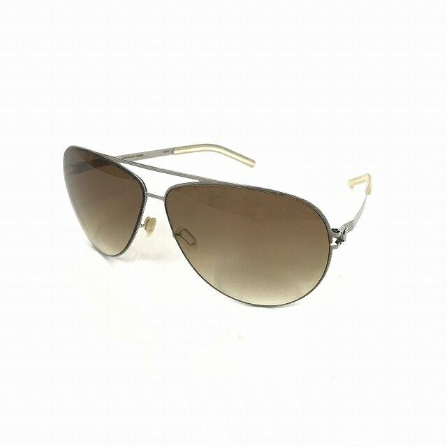マイキータ MYKITA 1SUN COOPER サングラス 眼鏡 SILVERLINE OLIVE GRADIENT col.007 メンズ 【中古】【ベクトル 古着】 180816 VECTOR×Refine