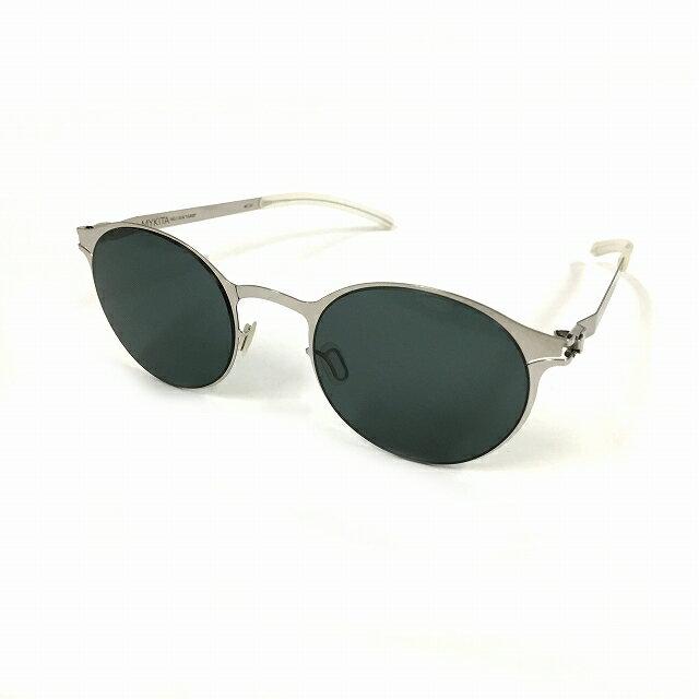 マイキータ MYKITA NO.1 SUN JUNIS サングラス 眼鏡 SHINYSILVER NEOPHAN POLARIZED col.051 メンズ 【中古】【ベクトル 古着】 180816 VECTOR×Refine