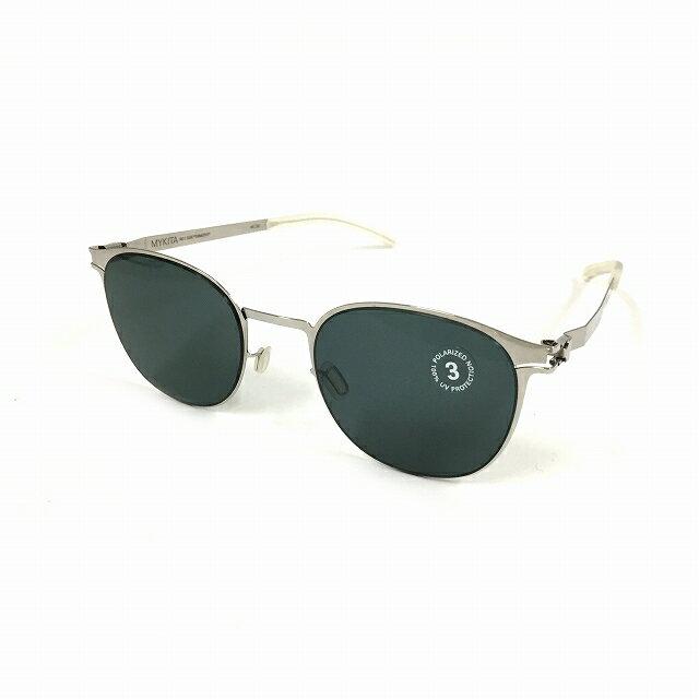 マイキータ MYKITA NO.1 SUN TIMOTHY サングラス 眼鏡 シルバー SHINYSILVER NEOPHAN POLARIZED col.051 メンズ 【中古】【ベクトル 古着】 180816 VECTOR×Refine