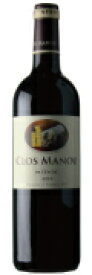 クロ・マヌー 2016(赤ワイン)(フルボディ)(フランス)(ボルドー)